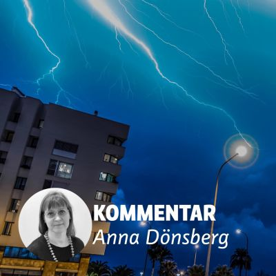 Anna Dönsberg kommentarsbild.