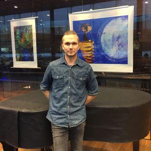 Jazztrumpetisten Rickard Slotte