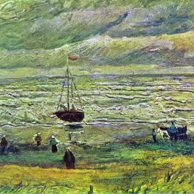 Vincent van Goghin maalaus.