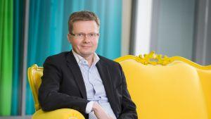 Jorma Mikkonen är chef för samhällsrelationer vid Lassila&Tikanoja