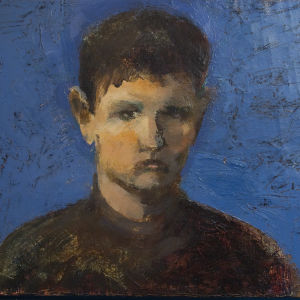 Markku Kolehmainens porträtt av Rafael Donner