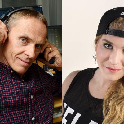 Bertil Blom och Pernilla Karlsson