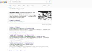 Sökmotor, google.
