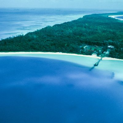 Diego Garcia saaret.