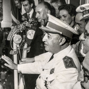 Espanjan diktaattori Francisco Franco selvisi yli kahdestakymmenestä salamurhan yrityksestä.