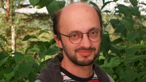 Redaktör Hans-Ove Lundqvist