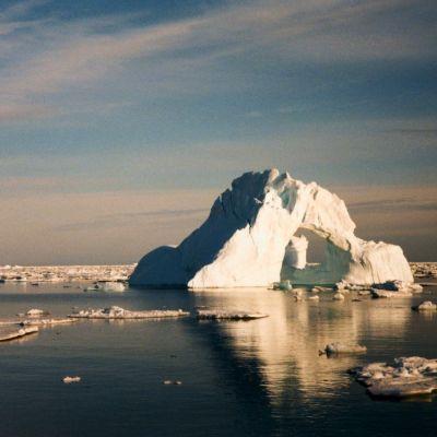 Isberg i sydvästra Grönland, Skovfjord - klimatsatsning