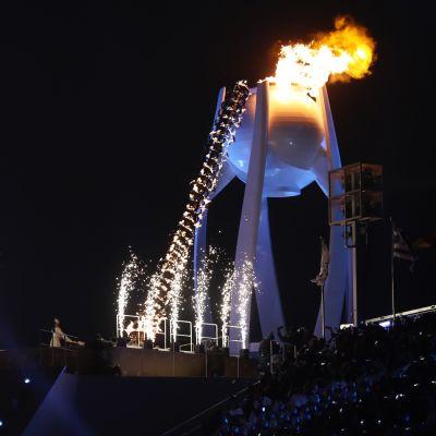 Olympiatuli Pyeongchang