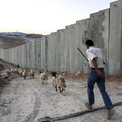 Israel Jerusalem muuri länsiranta.