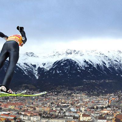 Gregor Schlierenzauer, Innsbruck backveckan 2012-13