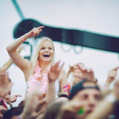 Weekend Festival 2016 publik