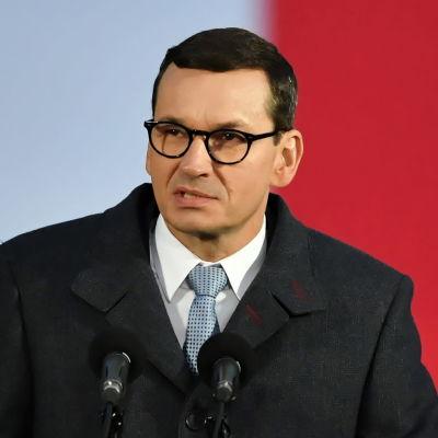 Mateusz Morawiecki.