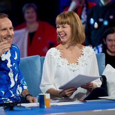 Mikko ja Kristiina Kekäläinen
