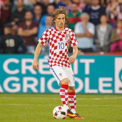 Luka Modric, Kroatien