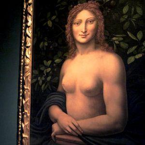 Monna Vanna utställd i Milano år 2000