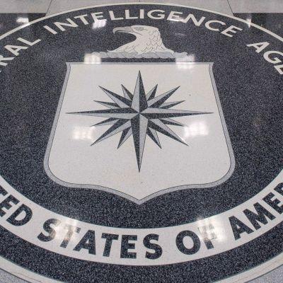 CIA:n aulan lattia