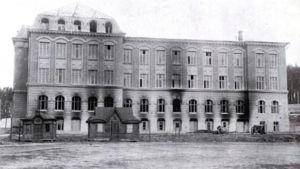 Tammefors tekniska institut 1918.