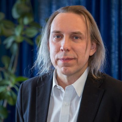 Teppo Kröger.
