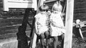 Anna-Lisa och Ros-May Ekman