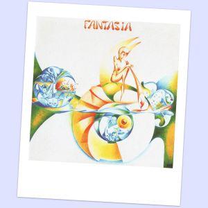 Omslaget till Fantasias album från år 1975