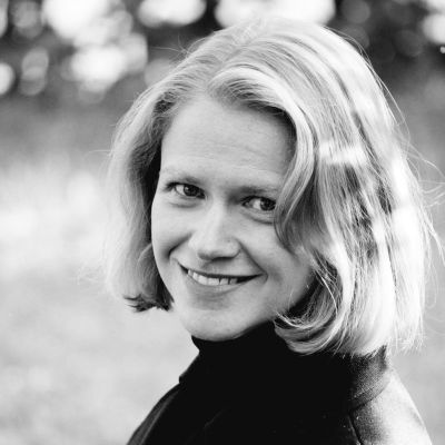 Porträtt av forskaren Ingrid Biese.