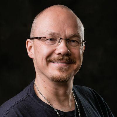 Kemijärveläinen kristillisdemokraattien Pirkka Aalto