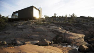 Villa Havsvidden på Norra Åland