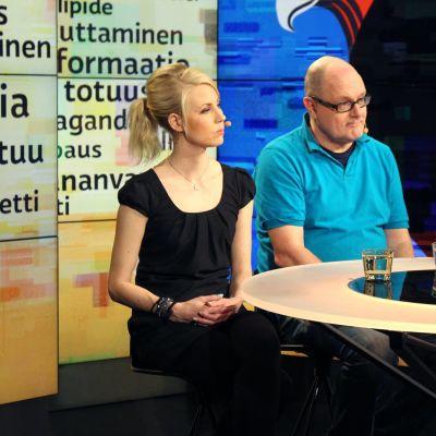 Yle Uutisluokka: Jessikka Aro: Lopettakaa trollaus!