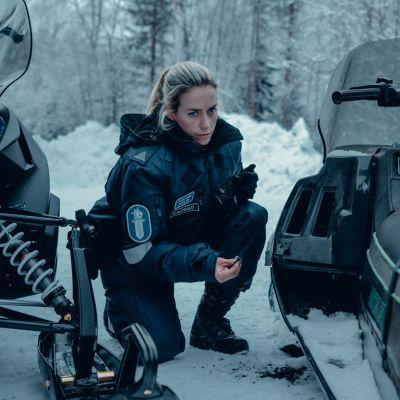 Lehdistökuva Ivalo-sarjasta