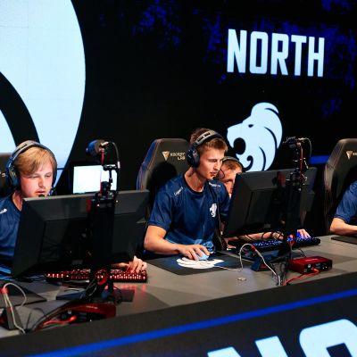 Northin CS:GO-joukkue.