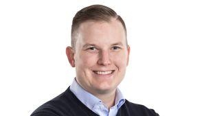 Janne Heikkinen, Samlingspartiets riksdagsledamot från Uleåborg.