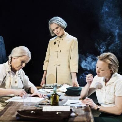 Foto från Tove på Svenska Teatern.