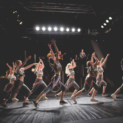show 8 i Pargas