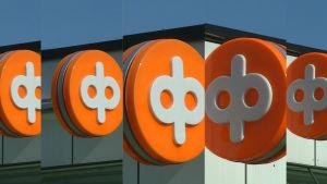 OP:n logo