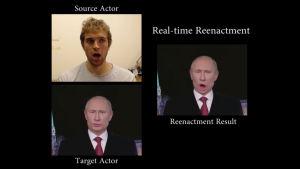 Kuva jossa kuvataan Face2face ohjelman toimintaa.