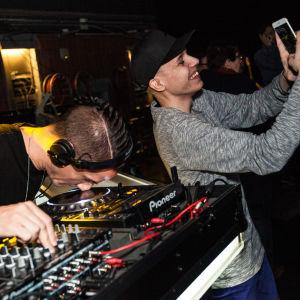 UMK17: DJ Orkidea ja Mentaalisavuke