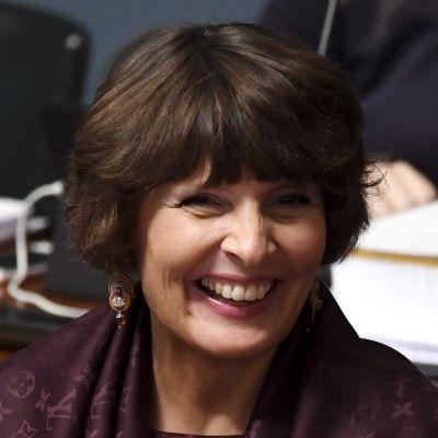 Kommunikationsminister Anne Berner.