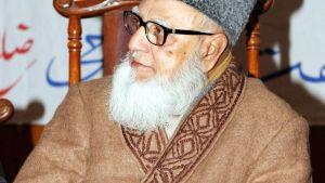 Ghulam Azam, Jamaat-e-Islamis ledare sedan 1957