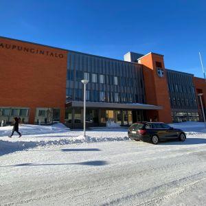 Kemijärven kaupungintalo.