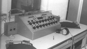 Radiolaite 70-luvulta.