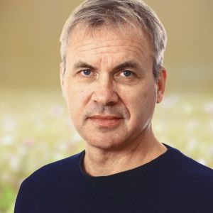 Porträttbild på piloten Stefan Vikström