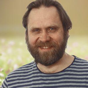 Porträttbild på eko-bonden Mats Holmqvist