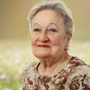Porträttbild på miljöaktivisten Ulla Klötzer