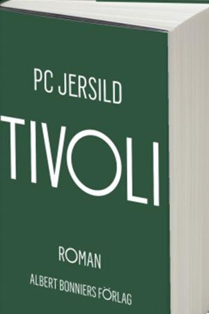 Författaren och läkaren P.C. Jersilds muntra dystopi Tivoli. Albert Bonniers Förlag.