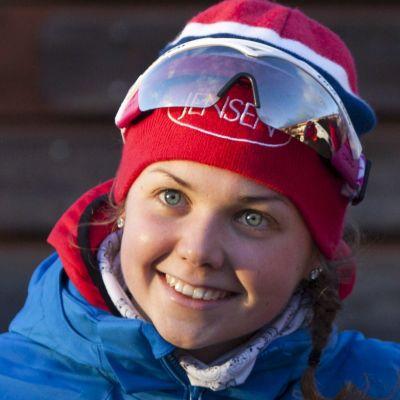 Heidi Kuuttinen.