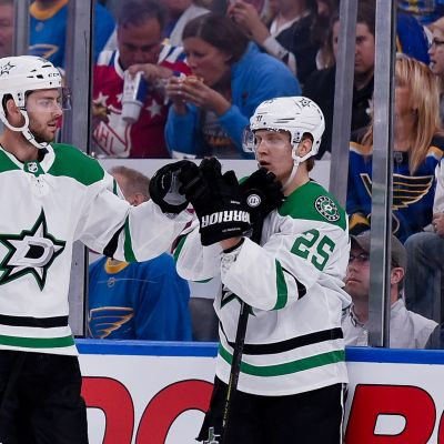 Joel Kivirannalle uran ensimmäinen NHL-maali