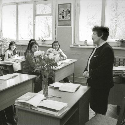Kuva Anastasia Lapsuin ja Markku Lehmuskallion elokuvasta Fata morgana