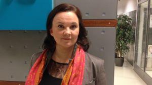 Forskaren Hanna Smith från Alexander-institutet.