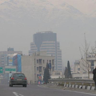 Irans huvudstad Teheran
