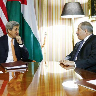 John Kerry ja Nasser Judeh